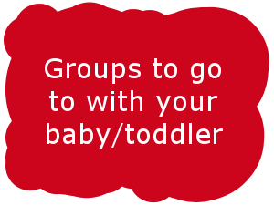 Baby Toddler Groups Button