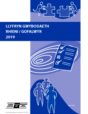 Schools-Information-Booklet 2019 WELSH